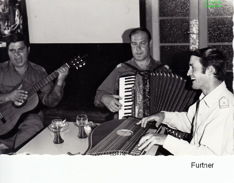 1971 - Furtner auf der Zither